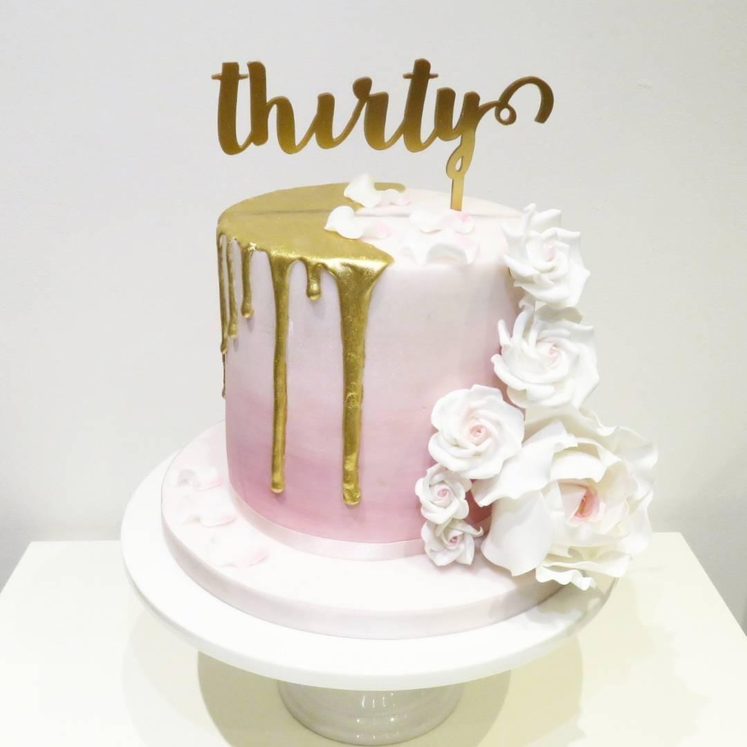 Rise Of The Drip Cake Gabriella Grace Cakes Cake