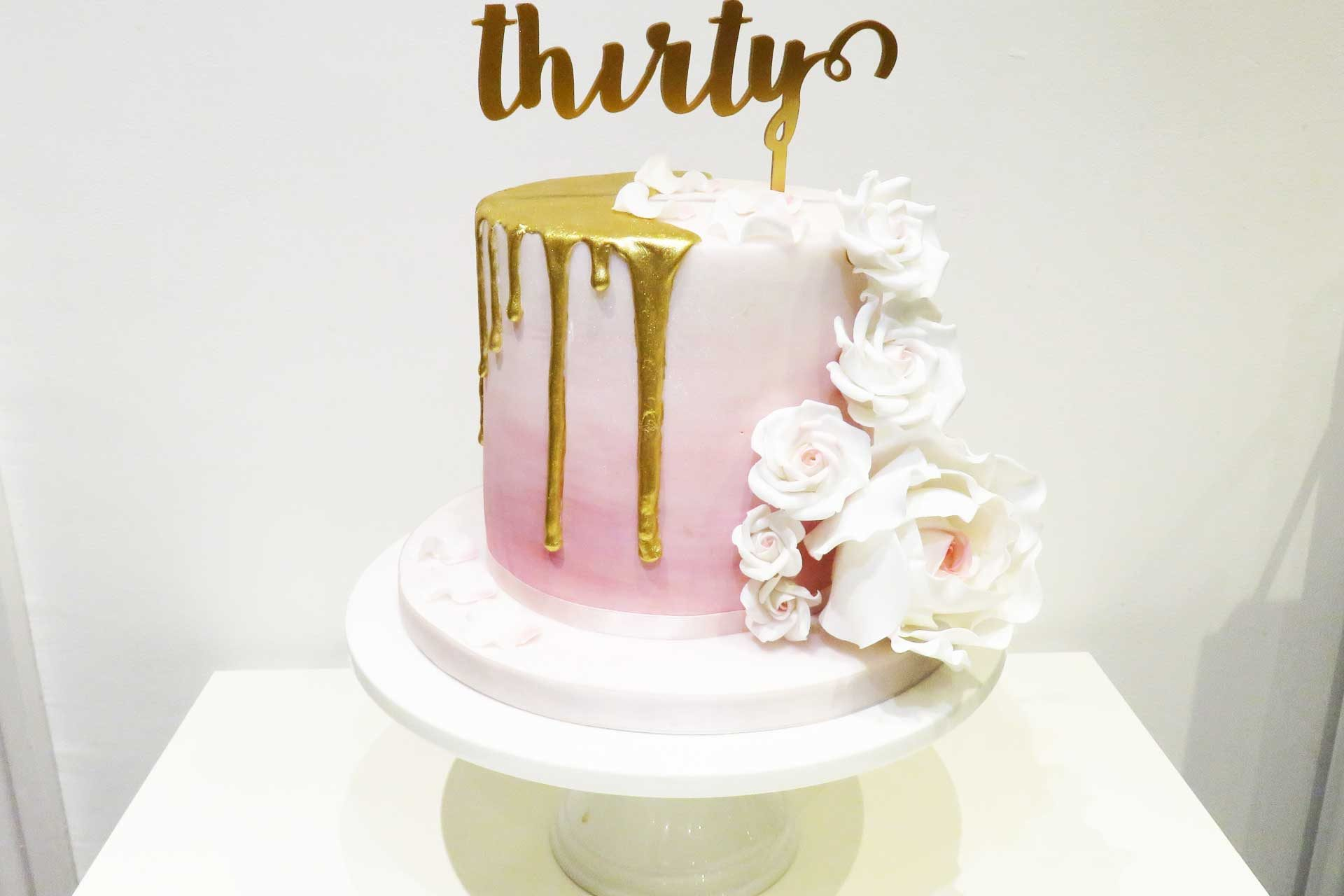Rise Of The Drip Cake Gabriella Grace Cakes Cake